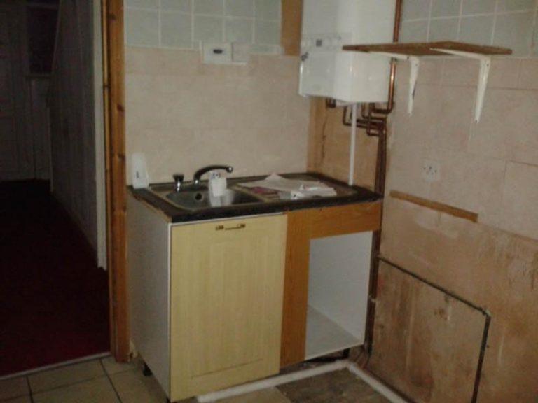 boiler w kuchni