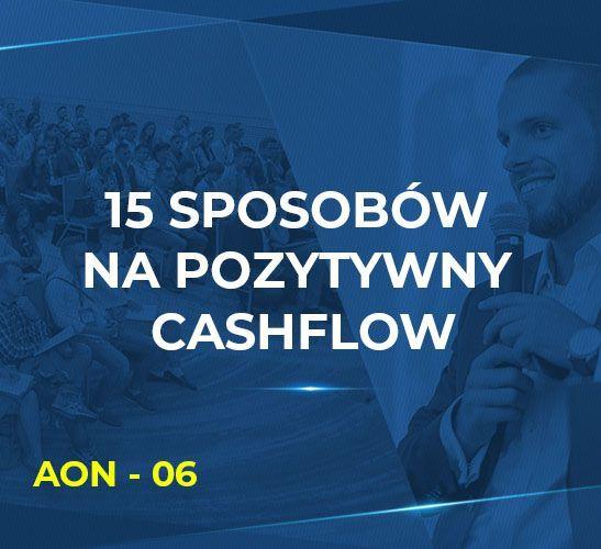 pozytywny cashflow