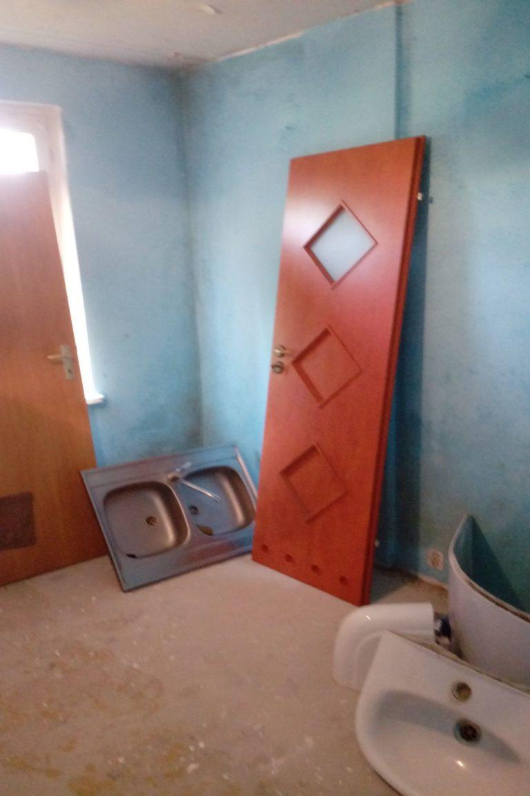remont generalny w mieszkaniu inwestycyjnym w lesznie