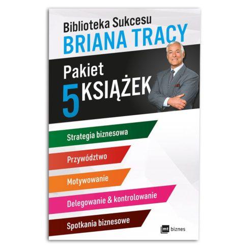 książi Biblioteka sukcesu Briana Tracy pakiet A