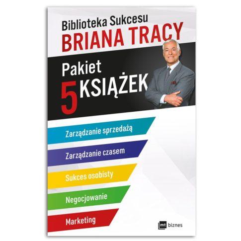 książi Biblioteka sukcesu Briana Tracy pakiet B