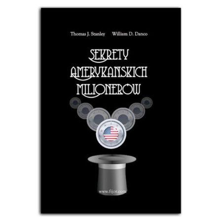 książka sekrety amerykańskich milionerów