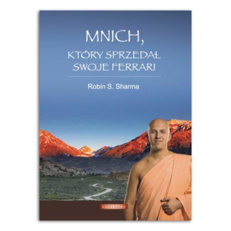 książka Mnich który sprzedał swoje ferrari
