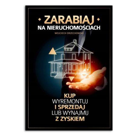 książka Zarabiaj na nieruchomościach