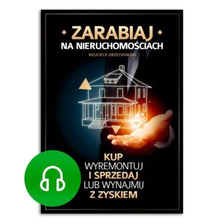 Zarabiaj na nieruchomościach audiobook