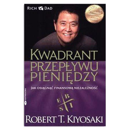 książka kwadrant przepływu pieniędzy