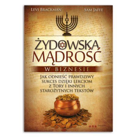 książka Żydowska mądrość w biznesie