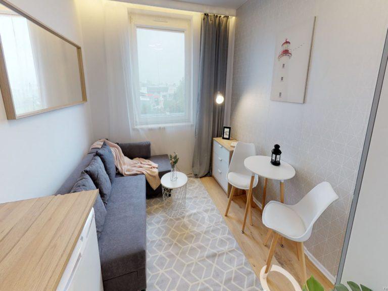 jednoosobowy pokoj w mieszkaniu na wynajem w gdyni