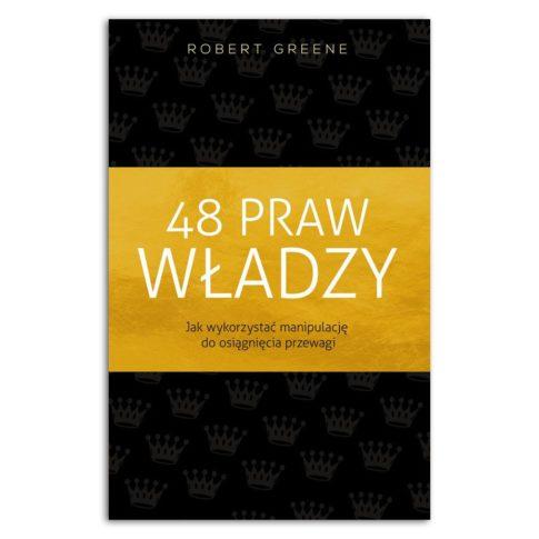 książka 48 praw władzy