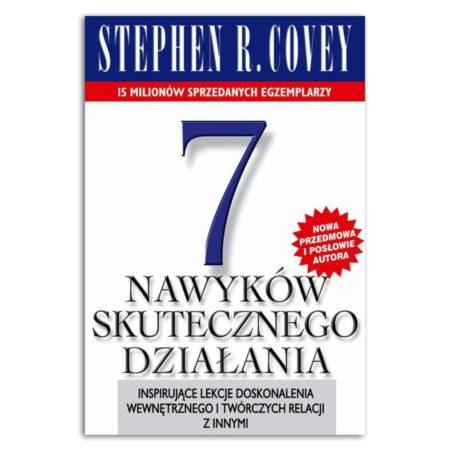 książka 7 nawyków skutecznego działania