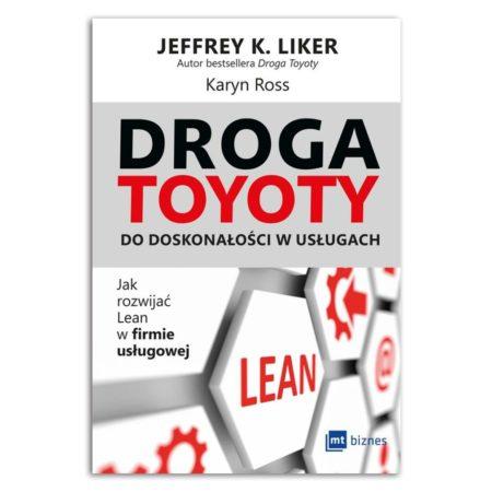 książka Droga Toyoty do doskonałości w usługach