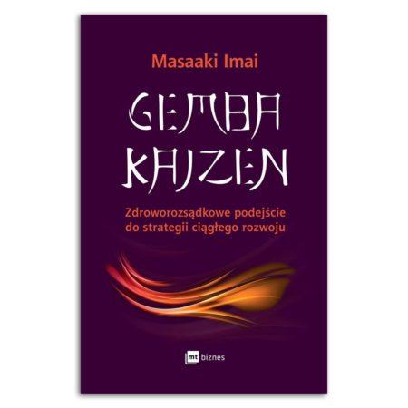 książka Gemba kaizen