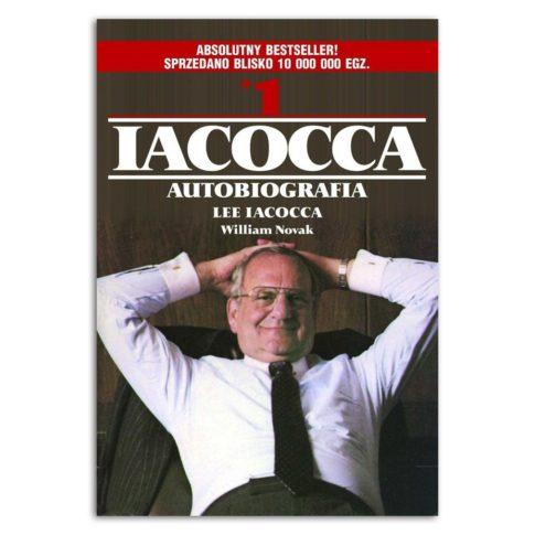 książka IACOCCA Autobiografia