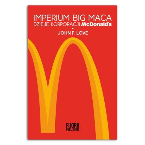 książka Imperium Big Maca