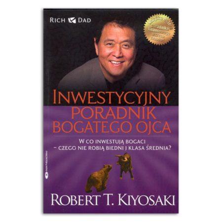 książka Inwestycyjny poradnik bogatego ojca