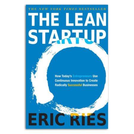 książka Metoda Lean Startup. Wykorzystaj innowacyjne narzędzia i stwórz firmę, która zdobędzie rynek