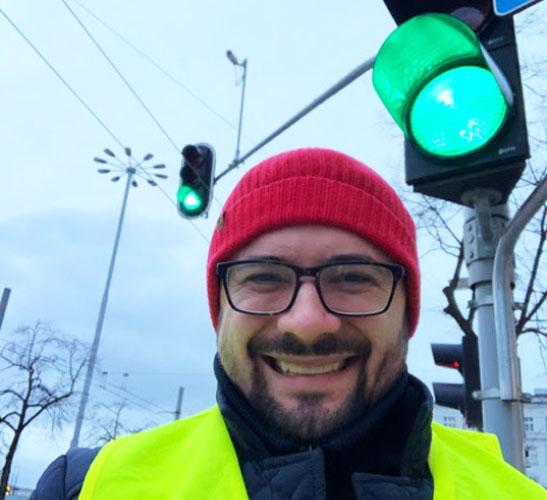 Marcin Roter-Kobzdaj inwestor z Gdyni