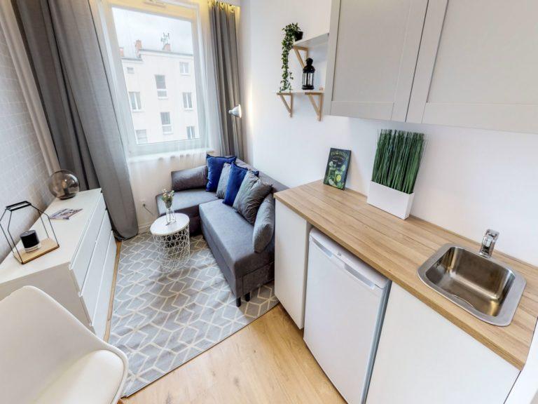 małe mieszkanie dla osób pracujących w gdyni