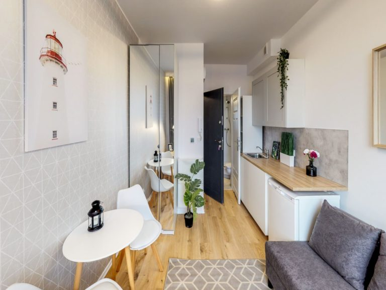 pokój premium w mieszkaniu w gdyni