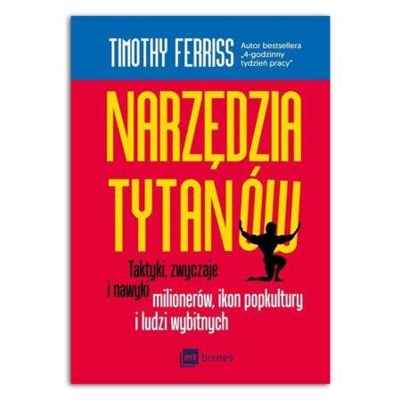 książka Narzędzia tytanów