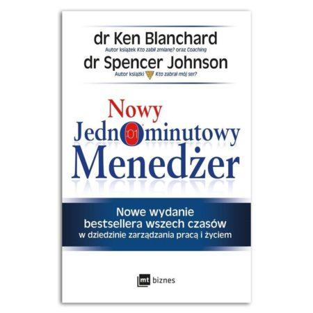 książka Nowy jednominutowy menedżer
