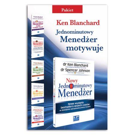 książka Pakiet jednominutowy menedżer motywuje