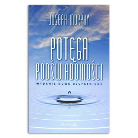książka Potęga Podświadomości