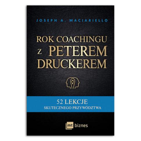 książkRok Peterem Druckeremz Peterem Druckerem