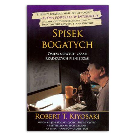 książka Spisek bogatych