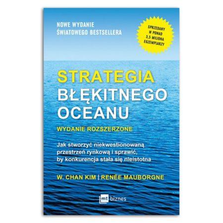 książka Strategia błękitnego oceanu