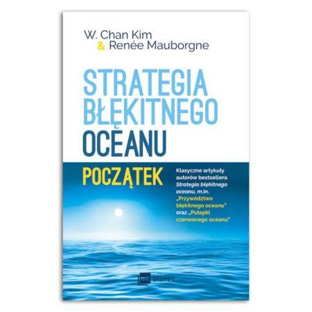 książka Strategia błękitnego oceanu początek