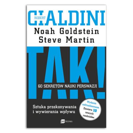książka TAK! 60 sekretów nauki perswazji