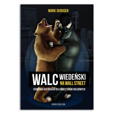 książka Walc wiedeński na Wall Street