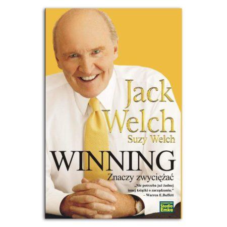 książka Winning znaczy zwyciężać