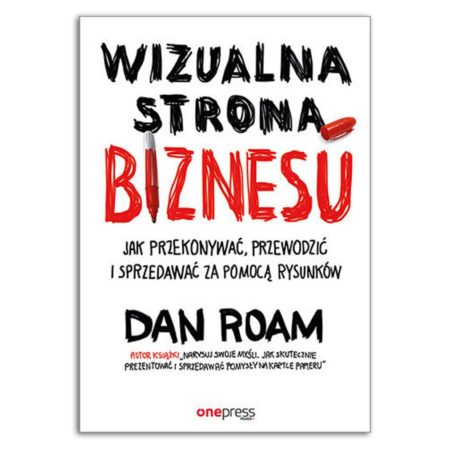 książka Wizualna strona biznesu