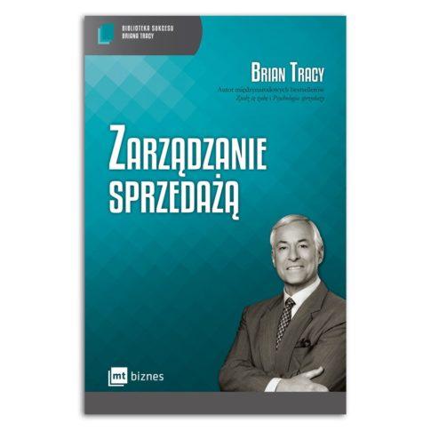 Zarządanie sprzedażą Brian Tracy