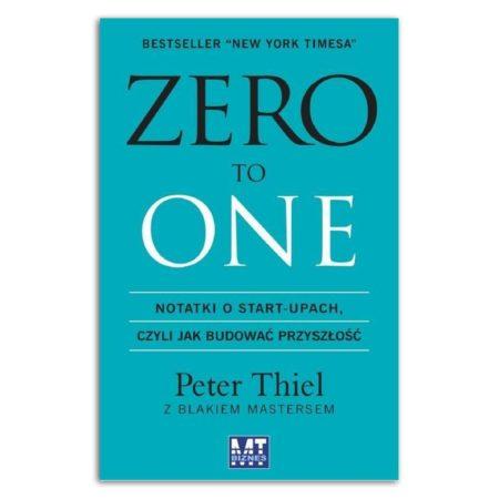 książka Zero to one