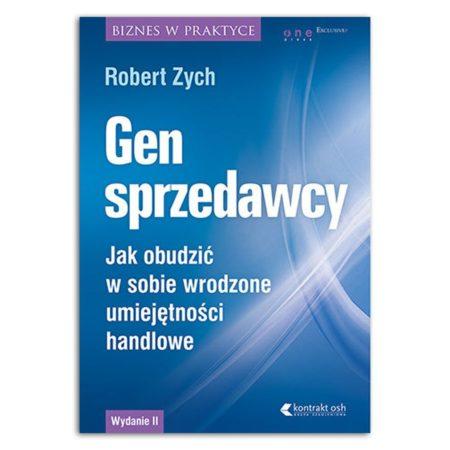 książka Gen sprzedawcy