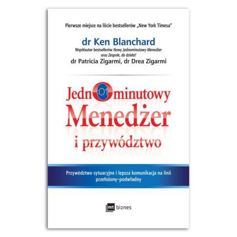 książka Jednominutowy Menedżer i przywództwo