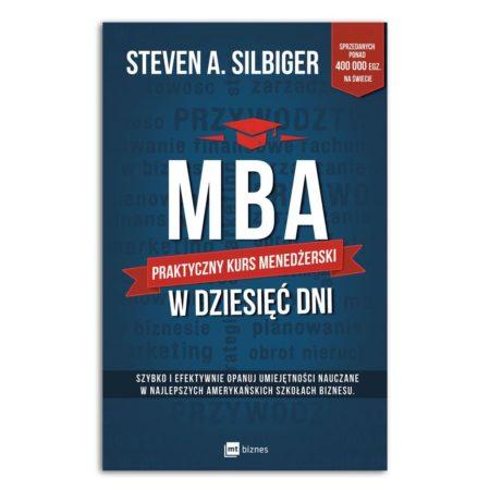 książka MBA w dziesięć dni
