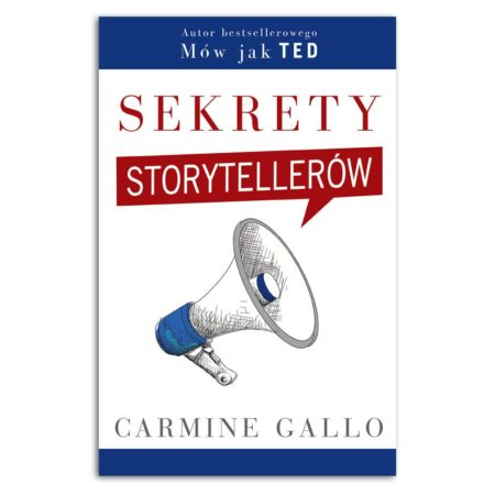 książka Sekrety storytellerów