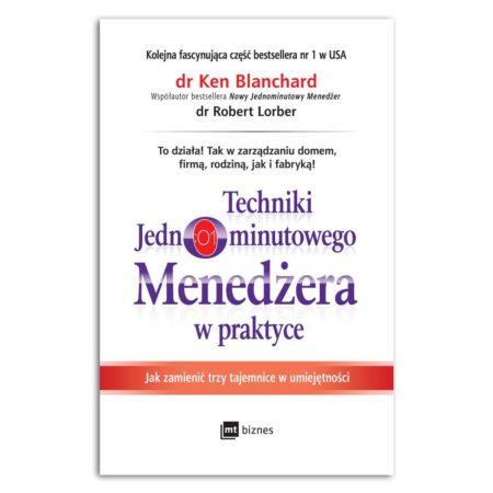 książka Techniki Jednominutowego Menedżera w praktyce