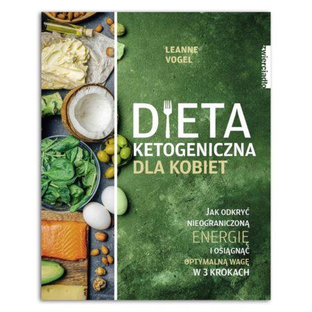 książka Dieta ketogeniczna dla kobietketogeniczna dla kobiet
