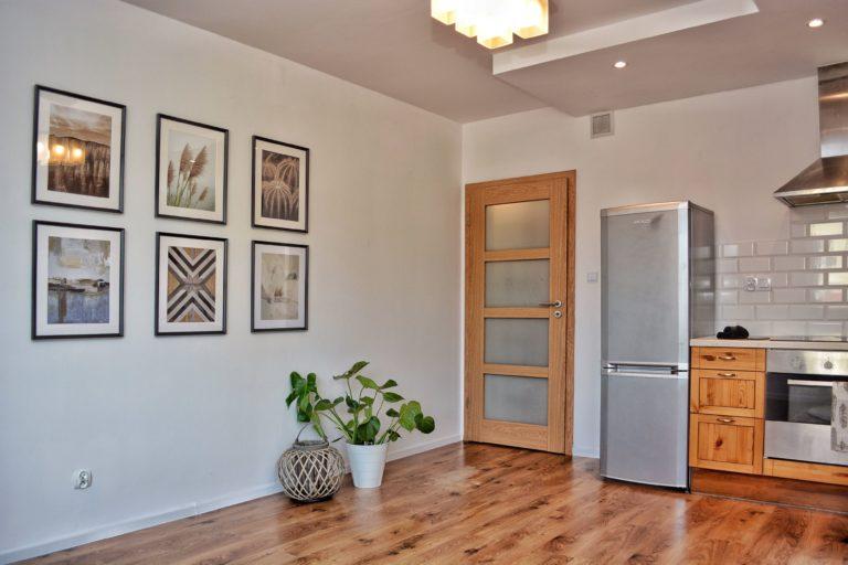 home staging w mieszkaniu inwestycyjnym