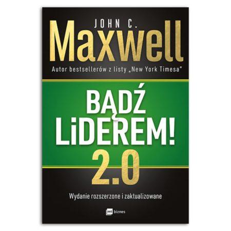 książka bądź liderem John C. Maxwell