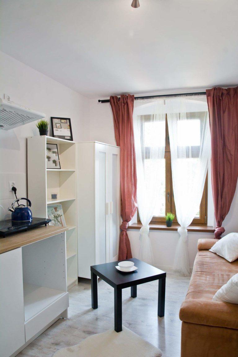 pokój premium w mieszkaniu wielopokojowym